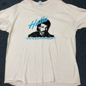 Men's Lionel Richie t-shirt